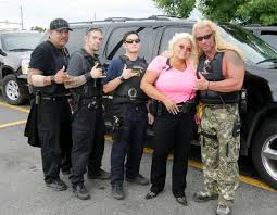 reality tv star dog the bounty hunter teams up with billings bounty