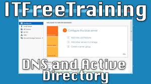 dns and active directory youtube