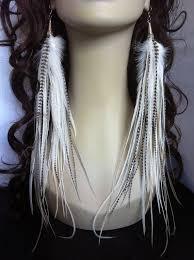 owlita earrings 28 best festival jewelry feather earrings images on