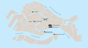 Venice Map Recipe Venice U2013 Recipe To Travel