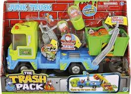 4baby lv trash pack junk truck 68107 toys games