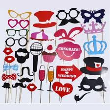 photo booth aliexpress buy 31 pcs set wedding photo booth props party