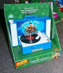 buy nib new alvin the chipmunks musical record player