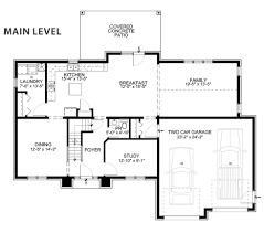 Family Floor Plans The Sarah Jane Shuster Custom Homes Floor Plans