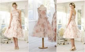 tea length wedding dresses uk bridal store la fleur bridal