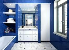 small blue bathroom ideas blue and white bathrooms kreditevergleichen club