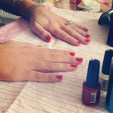 how to gel nails at home anna saccone joly