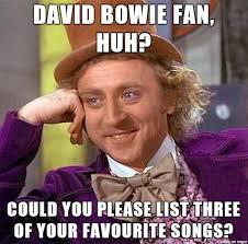 David Bowie Labyrinth Meme - to all the david bowie fans meme on imgur