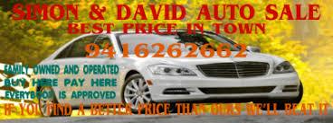 Car Dealerships Port Charlotte Fl Simon U0026 David Auto Sale Used Car Dealer Port Charlotte Fl 33980