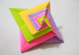 How To Fold Envelope How To Fold An Espiral With Pictures Wikihow