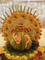 food arrangements fruit carving arrangements and food garnishes kids go party