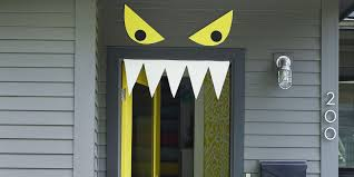 spirit halloween lincoln ne crafts make your own spooky door decor