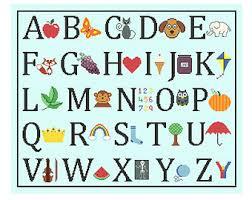 printable alphabet grid printable alphabet chart for toddlers printable 360 degree