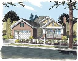 Bungalow Houses Bungalow House Plan With 1560 Square Feet And 4 Bedrooms S From