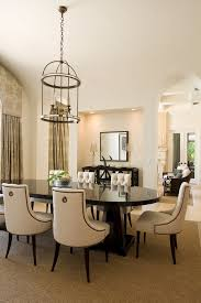 fabulous tufted dining chairs with nailheads decorating ideas