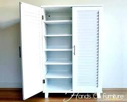 amazon shoe storage cabinet shoe storage on door black storage cabinet with door brand new white