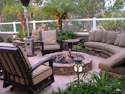 Backyard Fire Pits Ideas by Outdoor Fire Pit Seating Ideas Quiet Corner