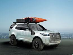 land rover discovery concept the discovery vision off road concept funrover land rover blog