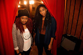 sneak peek phoebe robinson and jessica williams u0027s 2 dope queens