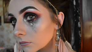 fortune teller make up tutorial aimee louise youtube