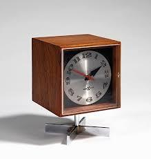 horloge de bureau design mad in usa design sale n 1437 lot n 26 artcurial