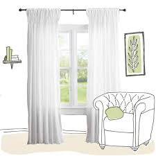 Smocked Drapes An Eco Friendly Curtain Shopping Guide Mindbodygreen