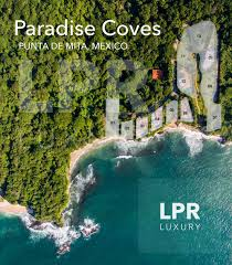 Puerto Vallarta Mexico Map by Paradise Coves North Shore Puerto Vallarta Vacation Villas Real