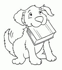 big black dog book