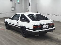 toyota japan japanese car auction find toyota ae86 the drifter u0027s dream