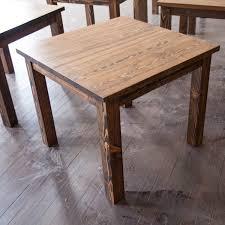 square kitchen square farmhouse table square farmhouse dining table