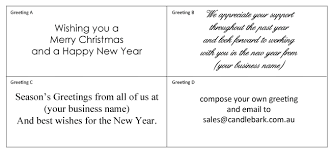 Christmas Cards For Business Clients Write Christmas Greeting Card Wblqual Com