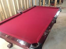how much to refelt a pool table refelt and repair 8 fusion pool table in baltimore md chesapeake