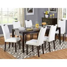 Patio Furniture Sets Under 200 - dining tables 7 piece dining set with leaf 7 piece counter