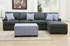 Gray Sectional Sofa With Chaise Lounge by Sectional Sofas You U0027ll Love Wayfair Inside Grey Sectional Sofa