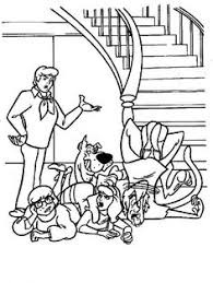 scooby doo printable coloring pages scooby doo christmas coloring pages printable cartoon