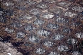 Alberta Vehicle Bill Of Sale Pdf by Post Apocalyptic Destruction Of The Tar Sands Alberta From Above