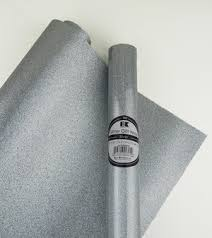 gray wrapping paper glitter wrapping paper kalijo works