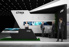 exhibition stand design citrix exhibition stand design gm stand design