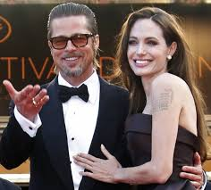 angelina jolie u0026 brad pitt u201cthinking about u201d working on a second