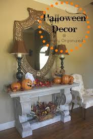 halloween inside house decorations