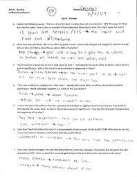 28 crucible student copy study guide answers ppt the
