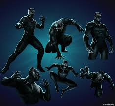 Black Panther Marvel Halloween Costume Marvel