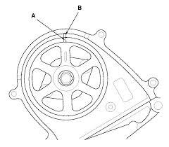 2006 honda pilot timing belt replacement honda pilot timing belt water a mile and the engine light came