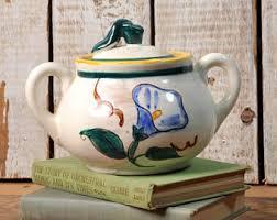 stangl pottery terra stangl garden flower etsy