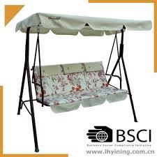 patio garden swing chairs outside swing chair canopy garden