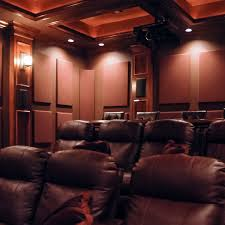home theater soundproofing jeff autor u0027s home theater acoustical solutions