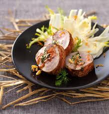 cuisiner filet mignon filet mignon farci salade de fenouil à l orange pour 6 personnes