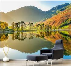 Safari Wall Murals Compare Prices On 3d Nature Wallpapers Online Shopping Buy Low