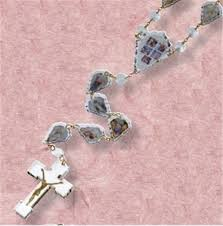 wall rosary fifteen mysteries wall rosary