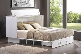 pyper marketing llc emma queen storage murphy bed with mattress